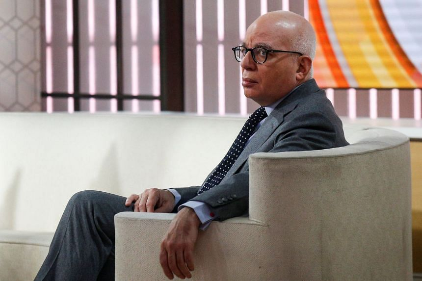 "Author Michael Wolff had told American network NBC on Friday that ""100 per cent of the people around"" the president question his intelligence and fitness for office."