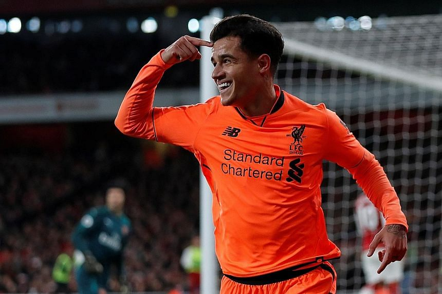 Liverpool have made attempts to persuade Philippe Coutinho to stay but the Brazilian is set on moving to the Nou Camp. The Reds rejected three bids for him from Barca last summer but could be helpless this month.