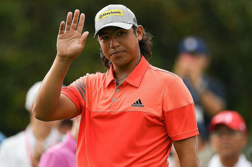 Malaysian Gavin Green will be the Asian Tour's biggest hope at the Jan 18-21 SMBC Singapore Open as its reigning Order of Merit winner.