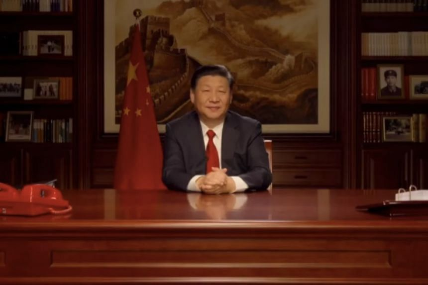 The books on President Xi Jinping has become a hot topic among Chinese people.