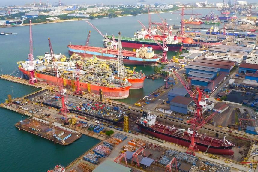 Keppel subsidiary Keppel Offshore & Marine (KOM) was fined US$422 million (S$562 million) for making corrupt payments in Brazil.
