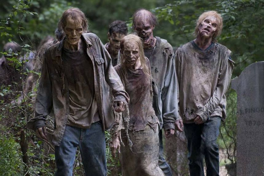"Stalwart Films, the production company behind AMC zombie series, was cited for ""failing to protect employees from fall hazards while filming the television show The Walking Dead""."