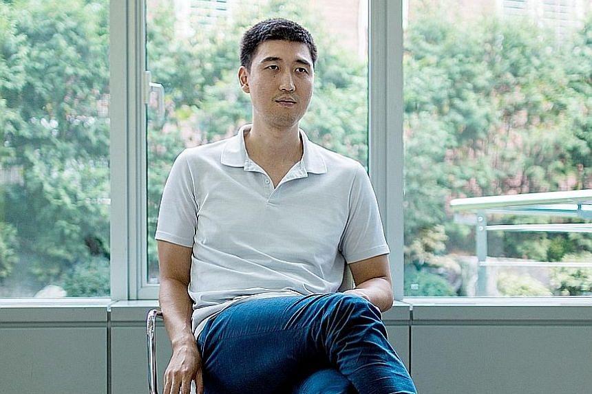 Mr Fernando Lee, 33, a university officer.