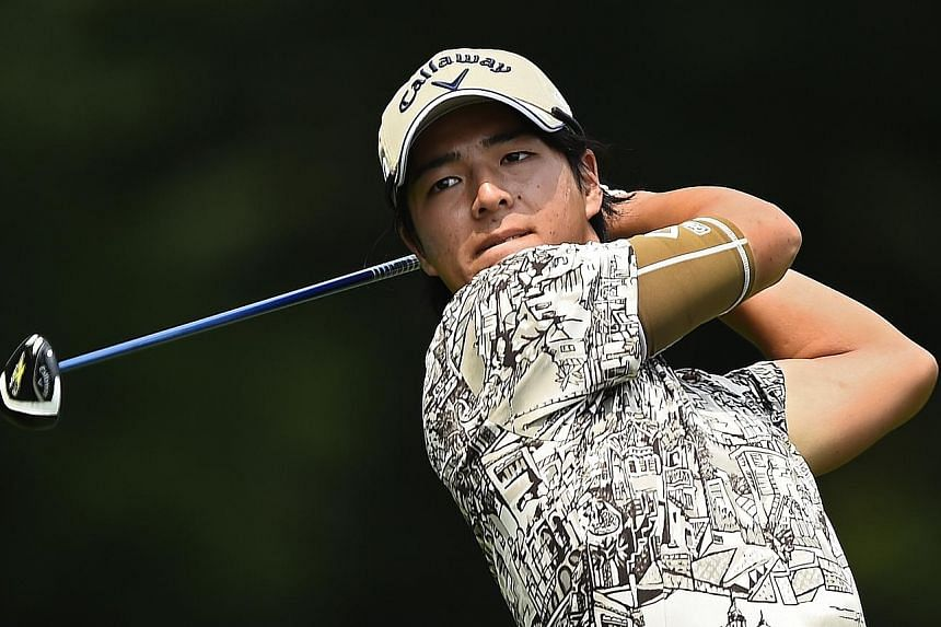 Ryo Ishikawa, who will be competing in Singapore for the first time, will lead a strong Japanese contingent.