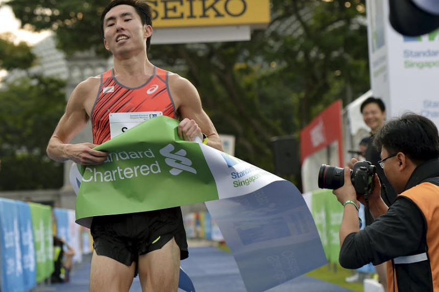 National marathoner Soh Rui Yong was the top local finisher in the Dec 3 Standard Chartered Singapore Marathon and could compete in the marathon at the April 4-15 Commonwealth Games.