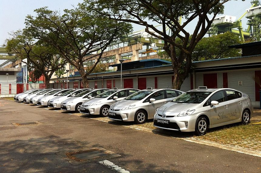 According to LTA statistics, there were close to 4,000 hybrid taxis on the road as at the end of November last year. In 2008, there was not even one	. Since taxis clock more than three times the mileage of an average passenger car, observers reckon t