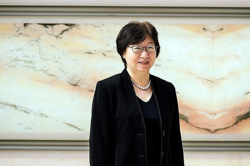 Singapore Academy of Law chief executive Serene Wee, one of the five from Singapore picked by the Asia Law Portal publication, is seeking to help the legal industry in the country prepare for the disruption in technology.