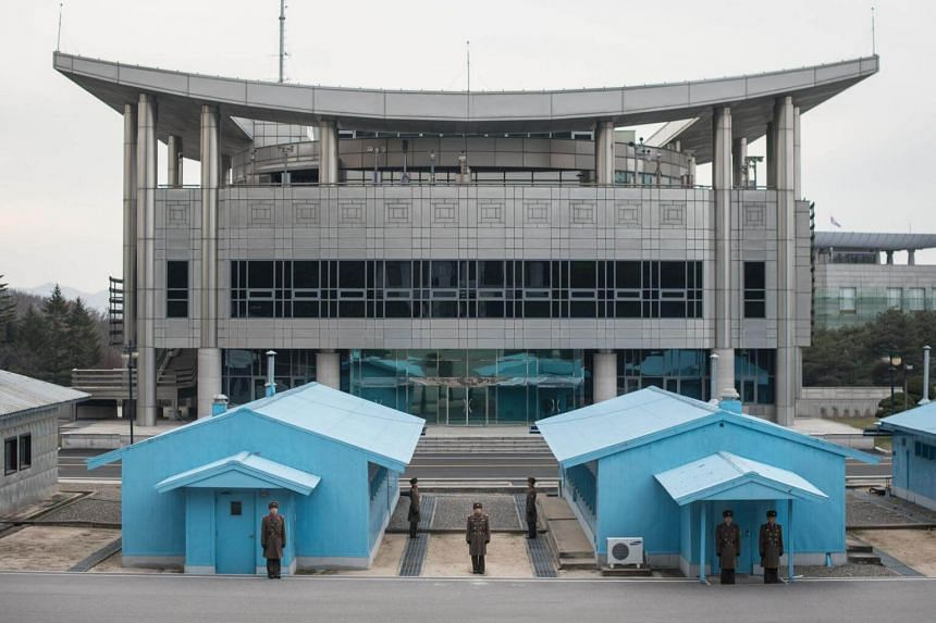 The two Koreas agreed to hold their first official dialogue in more than two years and will meet at the truce village of Panmunjom on Jan 9, 2018.