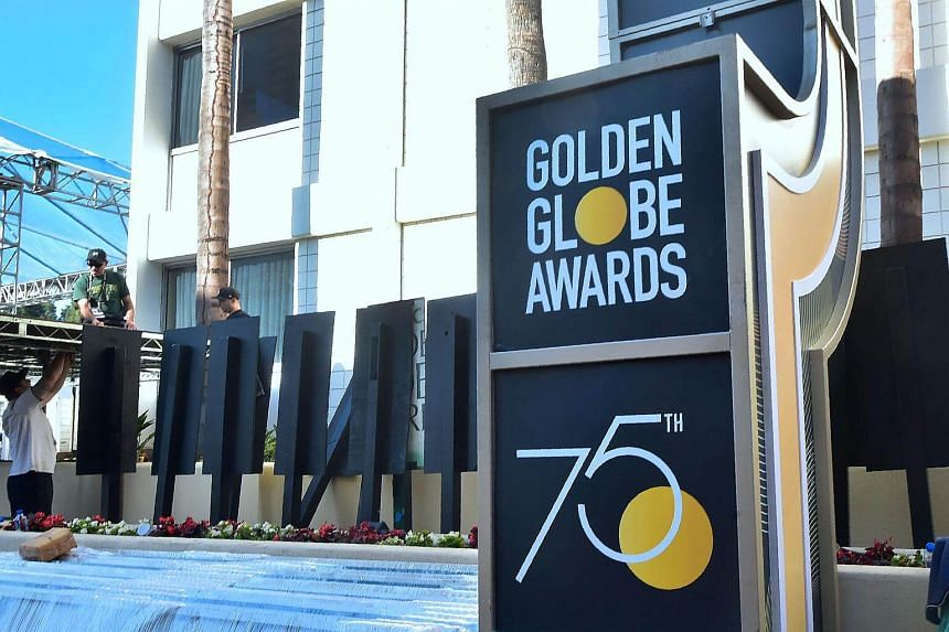 The 2018 Globes will be draped in black, quite literally, with actresses and some actors vowing to use their attire to make a statement about sexual harassment.
