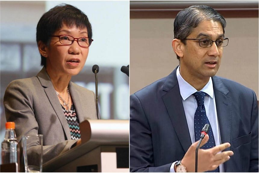 House Leader Grace Fu acknowledged and thanked Workers' Party Non-Constituency MP Leon Perera for the apology.