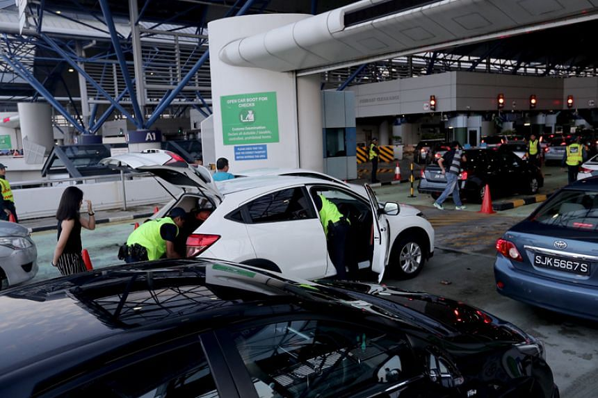Immigration and Checkpoints Authority officers will be given police powers at and around air, land and sea checkpoints with the passing of the Immigration (Amendment) Bill.