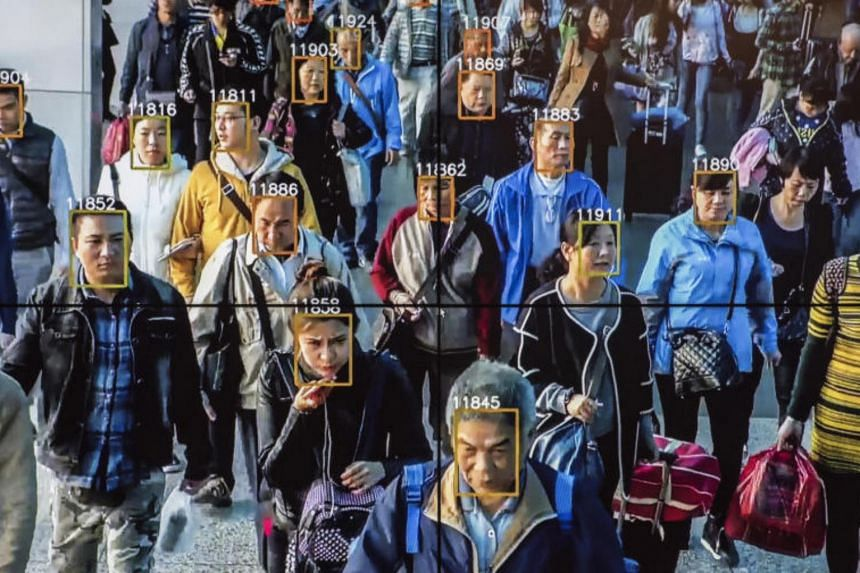 Facial recognition is the new hot tech topic in China as banks, airports, hotels and even public toilets are all trying to verify people's identities by analysing their faces.