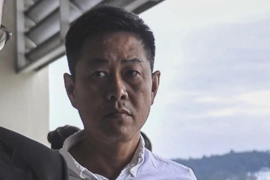 Yee Kok Chew Yee was charged with acting cruelly by repeatedly hitting a guard dog with a crash helmet in a residential area in Puchong on April 2, 2017.