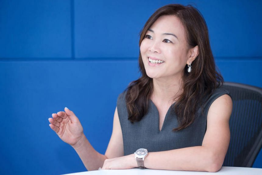 Ms Ooi Huey Tyng is the new managing director for GrabPay in Singapore, Malaysia and the Philippines.