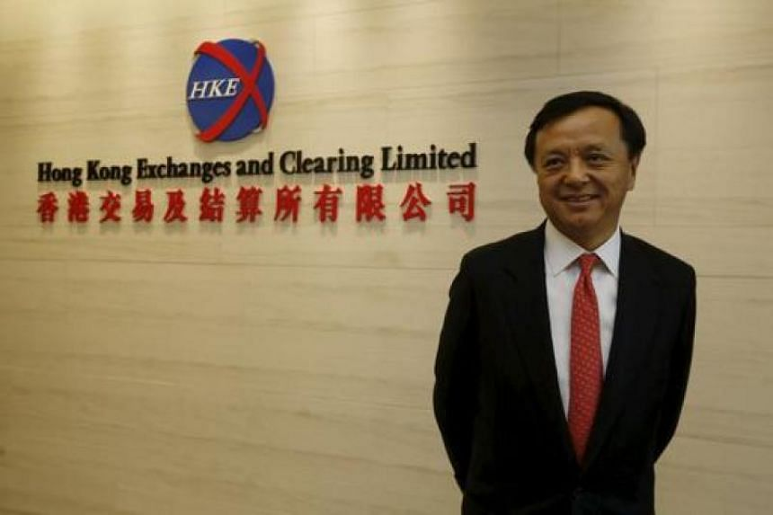 """""""The objective, if there is an objective, is to really make our market more competitive,"""" Hong Kong Exchanges & Clearing chief executive officer Charles Li said in an interview last month."""