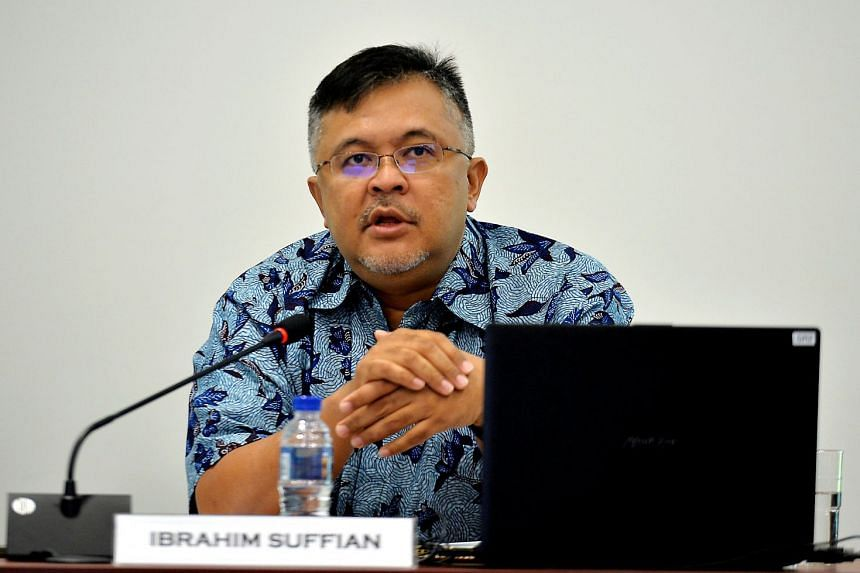 Mr Ibrahim Suffian has found himself in the crosshairs of pro-government bloggers and commentators in social media.