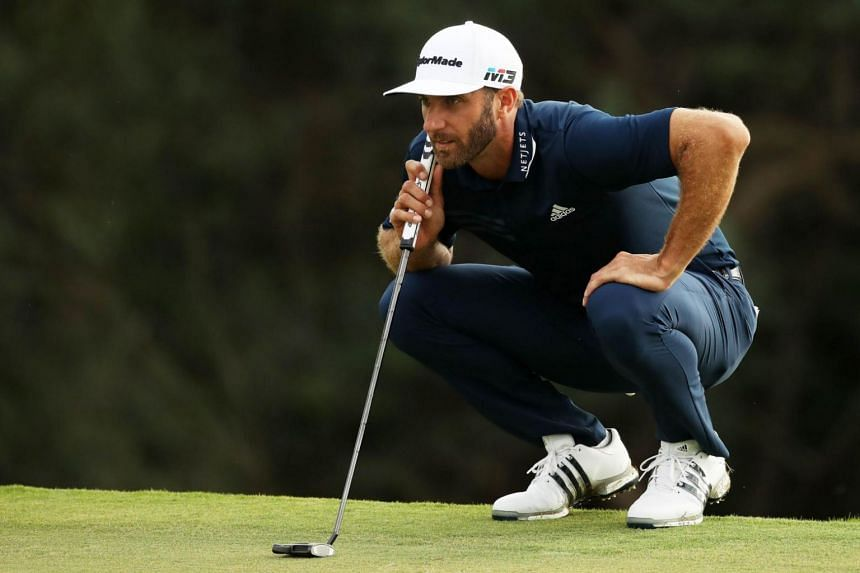 World No. 1 Dustin Johnson hit an eight-under 65 for 24-under 268 and his 17th Tour triumph.