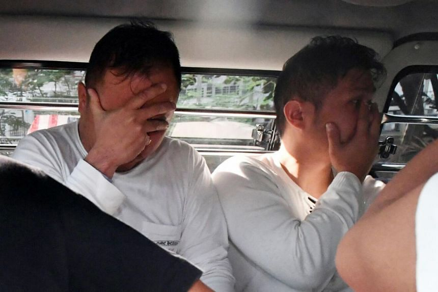 The 11 charged in court on Jan 9 were among 17 suspects arrested after the Shell made a report over alleged fuel misappropriation in August last year.