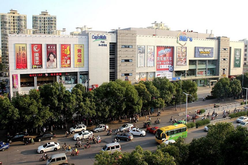 CapitaLand's divestment of 20 malls in China, which is expected to yield a net gain of $75 million, came as part of a decision to shift its focus to first-tier and second-tier Chinese cities.