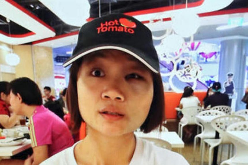 Ms Annie Ee, the intellectually disabled waitress who died after prolonged abuse by her flatmates.