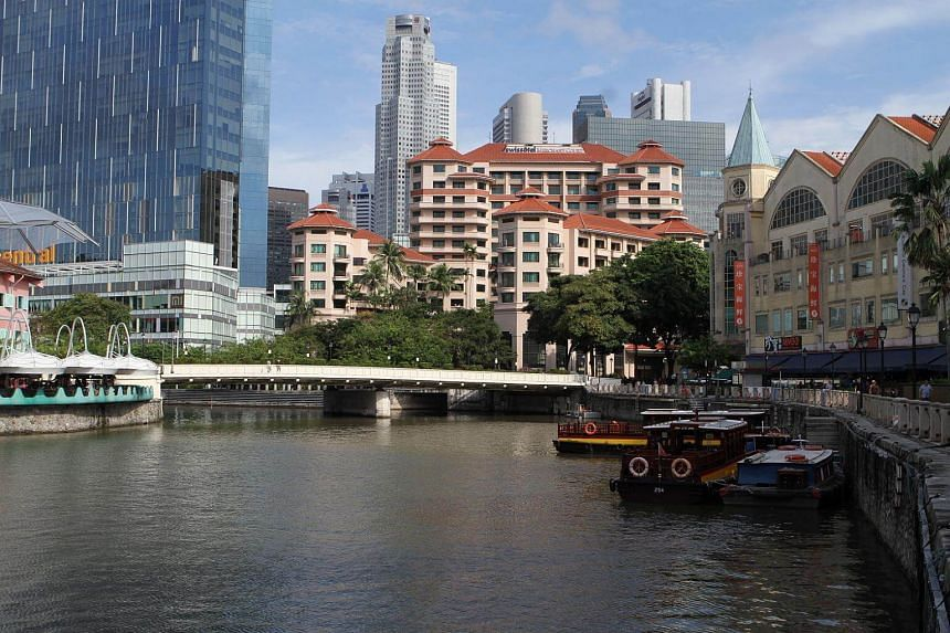 Potential areas with archaeological significance could include the mouth of the Singapore River.