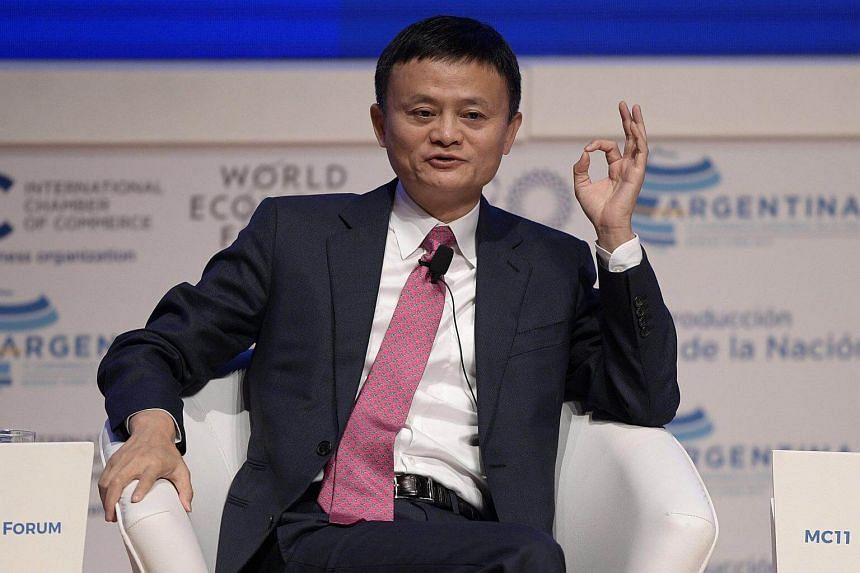 Alibaba founder Jack Ma was quoted as saying that the company will consider listing in Hong Kong's market.