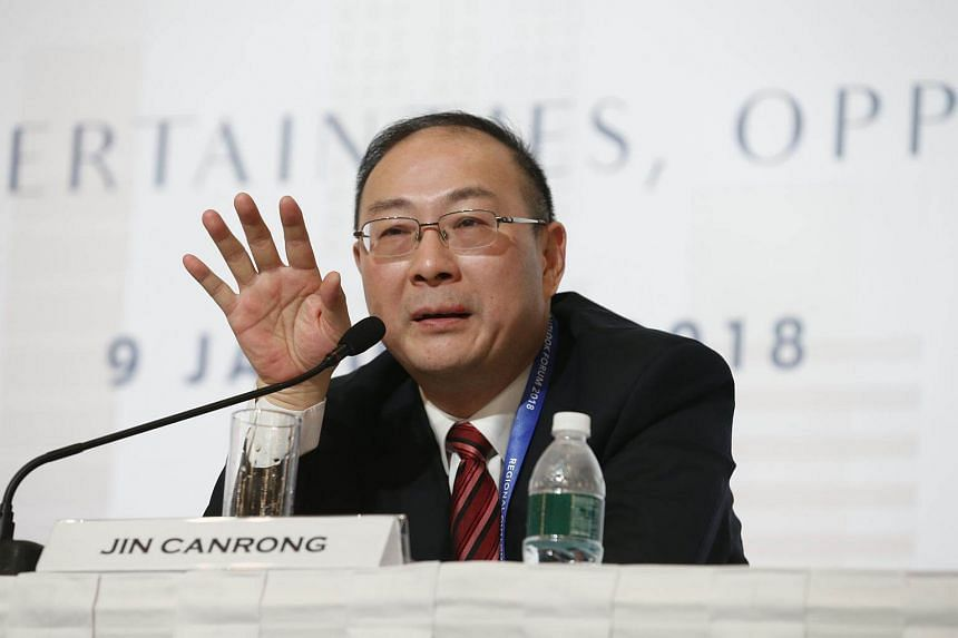 Professor Jin Canrong says China's style has changed from being reactive to proactive, shifting to be more active in global governance.