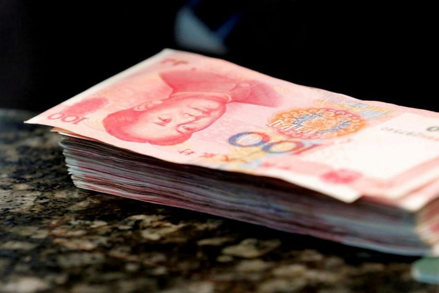 Over 200,000 investors were promised annual returns of more than 250 per cent by paying 4,000 yuan (S$820) each.