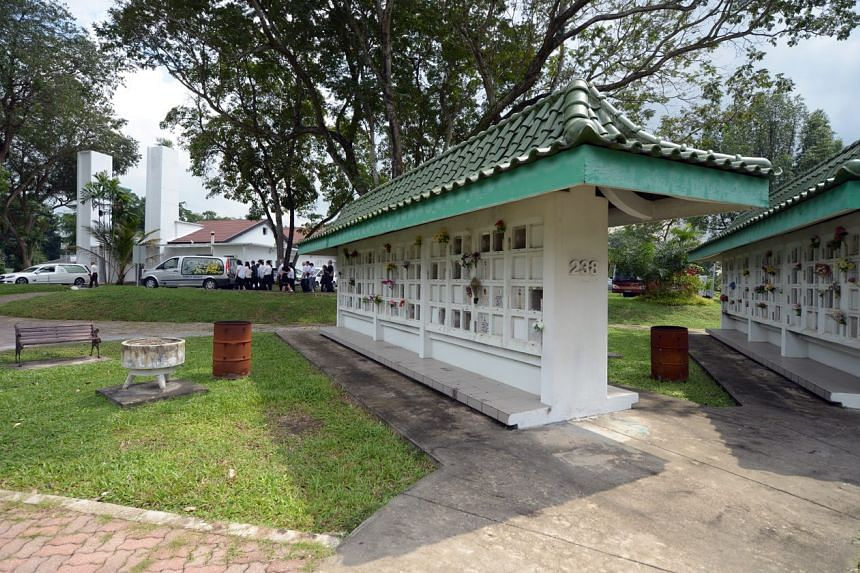 Mount Vernon Columbarium Complex will be replaced by a new funeral parlour, with construction works slated to begin in the second half of 2021.