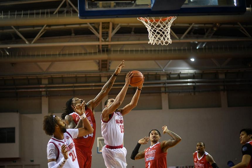 The Singapore Slingers take on Alab Pilipinas at home on Jan 14.