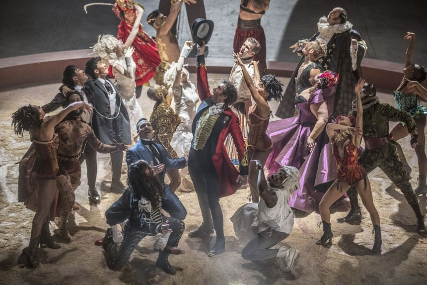 The Greatest Showman, which has been climbing the album chart steadily for the past month, reaches No. 1 this week with the equivalent of 106,000 copies sold in the US.