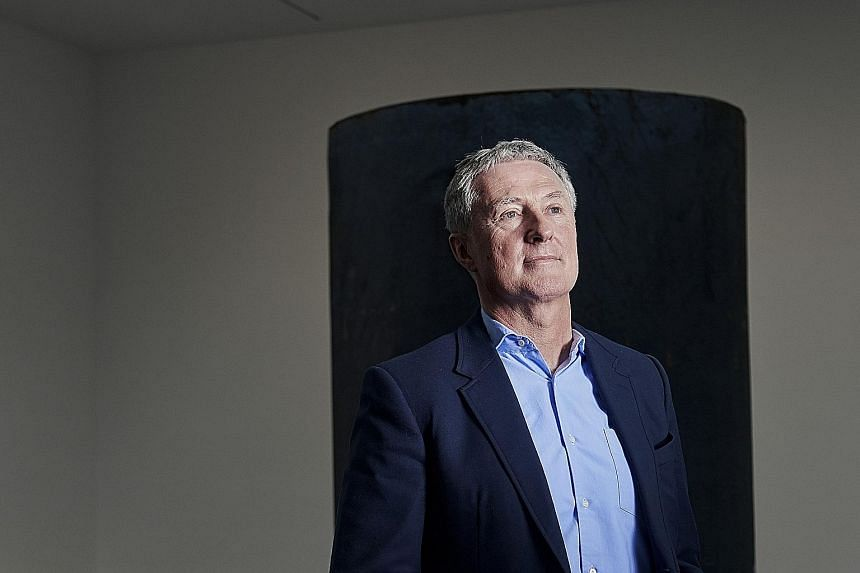 Art dealer David Zwirner is known for conquering the art world with style, winning him the respect of his competitors.