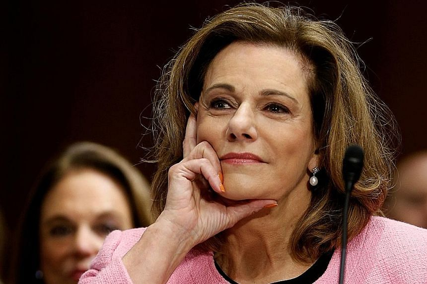 Ms K. T. McFarland's confirmation process may be rocky due to questions over the Russia issue.