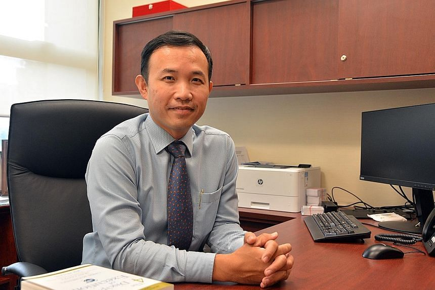 Associate Professor William Hwang says that between an ageing population and better treatment, the number of cancer patients in Singapore has been soaring.