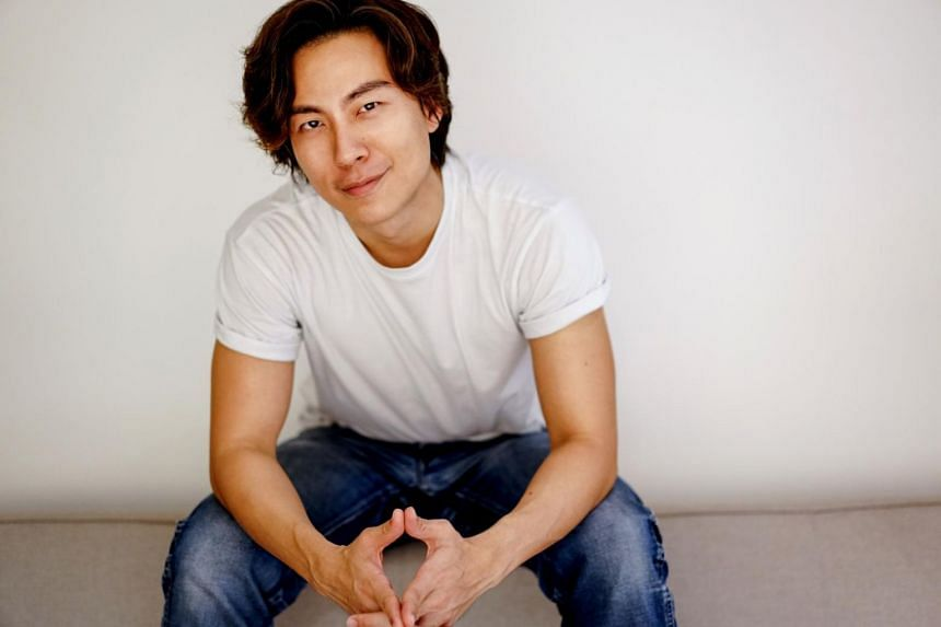 Actor Nat Ho is one of the shareholders of Bobii Frutii and also the brand ambassador as well as creative director.