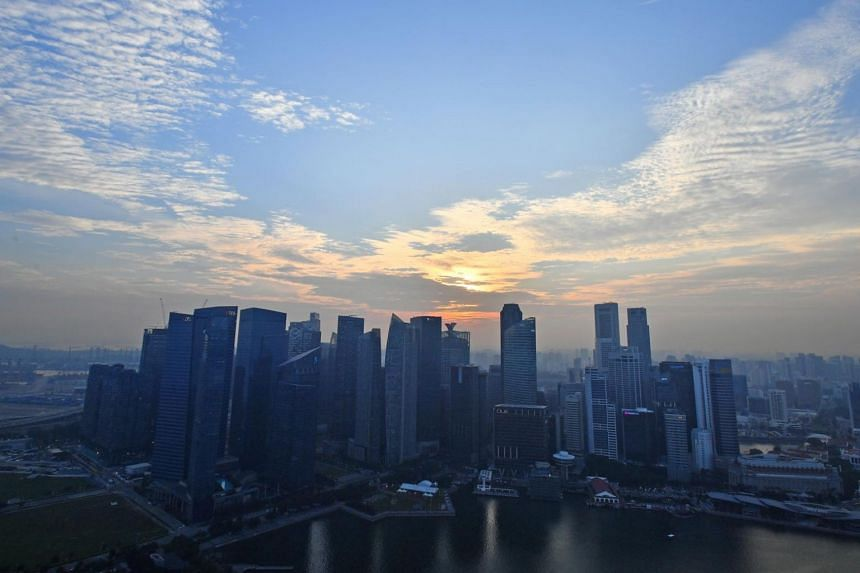 The Singapore dollar is staying strong as global investors pile into the local market.