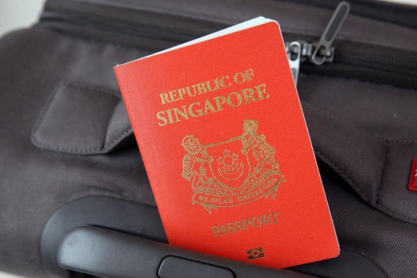 The Singapore passport has been ranked the world's second most powerful, climbing two places in the annual Henley Passport Index released on Jan 10, 2018.