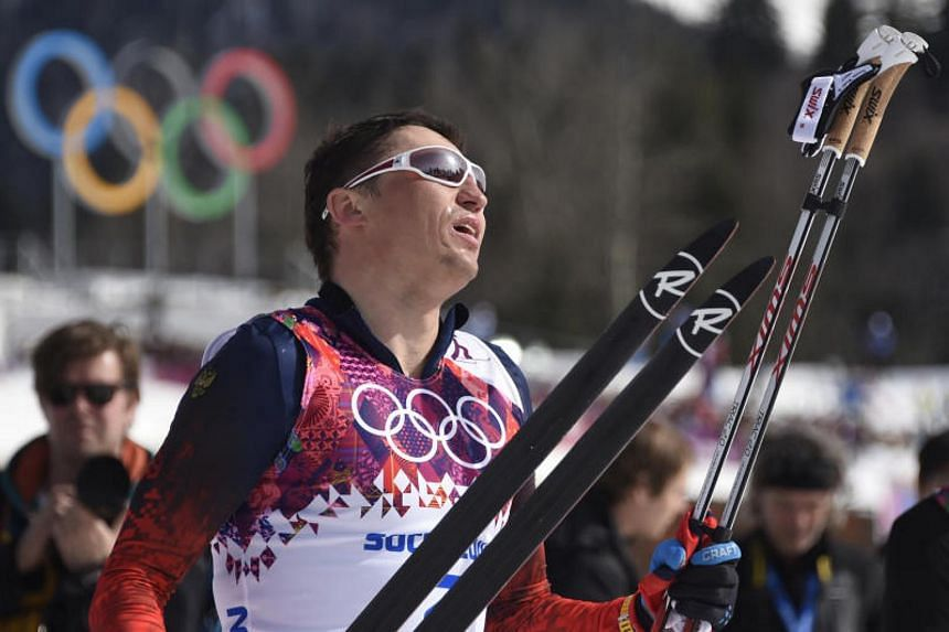 Cross-country skier Alexander Legkov was one of the athletes banned and disqualified by the International Olympic Committee for doping at the 2014 Winter Olympics.