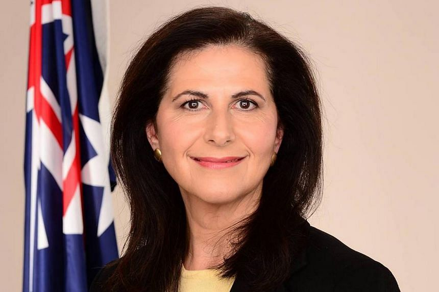 """Australia's International Development Minister Concetta Fierravanti-Wells said Beijing's influence in the region was """"clearly growing"""", but criticised its development assistance as resulting in """"white elephants""""."""