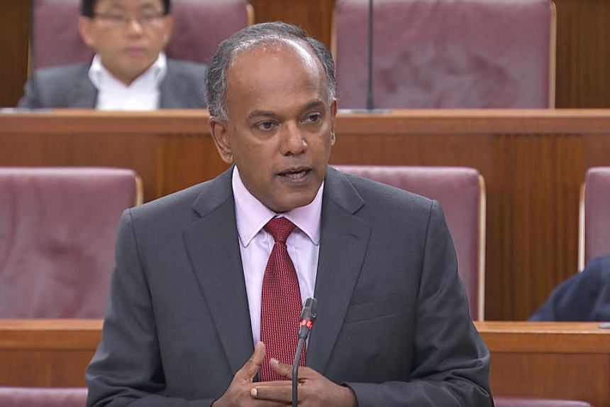 Home Affairs and Law Minister K. Shanmugam said the committee will examine the causes and consequences of deliberate online falsehoods.