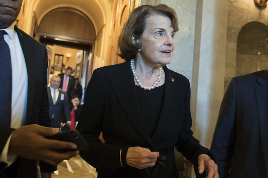 """Senator Dianne Feinstein released the 312-page transcript of Fusion GPS chief Glenn Simpson's appearance, saying she needed to combat """"innuendo and misinformation"""" being spread about the interview."""