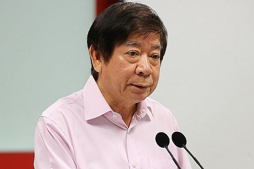 Mr Khaw pointed out that having the Tuas West Extension running on a new signalling system while the rest of the East-West Line was operating on the old system contributed to the problem.