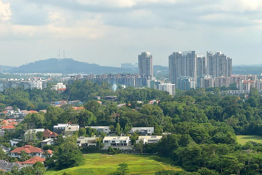 Morgan Stanley Research is bullish about Singapore's property market and expects its home prices to rise 8 per cent this year and again in 2019, with demand outweighing a tight supply.
