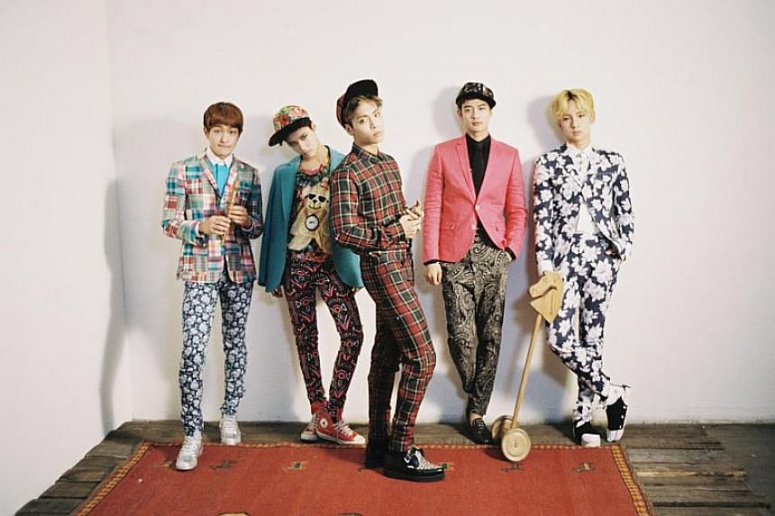 K-pop group SHINee announced their decision to carry on with their plans for a Japan tour in February.