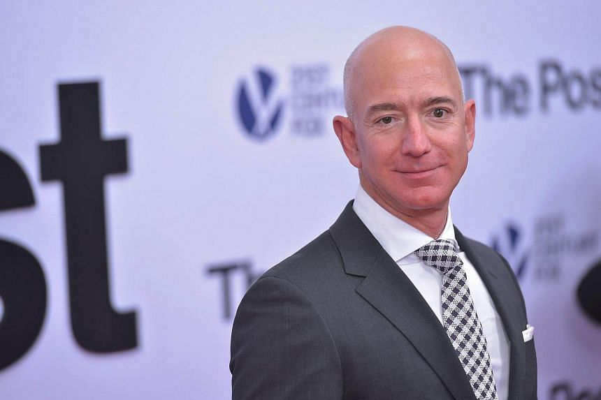The latest jump has pushed Jeff Bezos' fortune definitively above the high reached by Microsoft's Bill Gates in 1999.