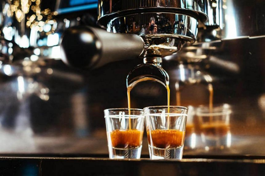 Starbucks's new Blonde roast espresso blend can be ordered as a shot or as part of an espresso-based drink.