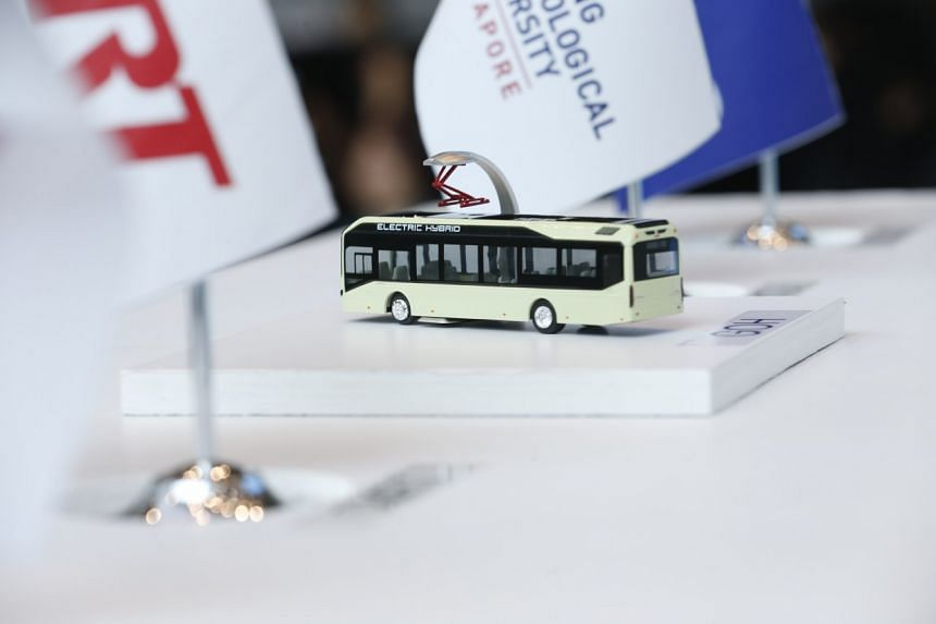 The buses will have Global Positioning System and lidar (light detection and ranging) sensors, which use laser beams to map the surrounding environment and detect obstacles.