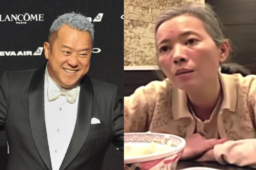 Hong Kong star Eric Tsang has denied allegations that surfaced in a video saying he raped actress Yammie Lam.
