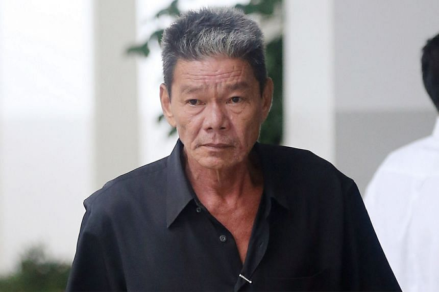 Liow Chuan Tiong was fined $5,000 for slapping a six-year-old boy in the face because he believed the boy's mother had not disciplined him firmly enough.