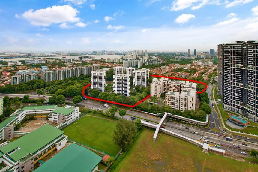 SingHaiyi Group is acquiring the residential site of Park West at Jalan Lempeng.